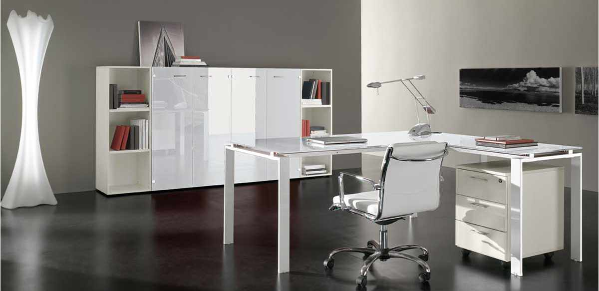 Mobili per ufficio ufficiostile 03 stile industriale for Outlet mobili ufficio