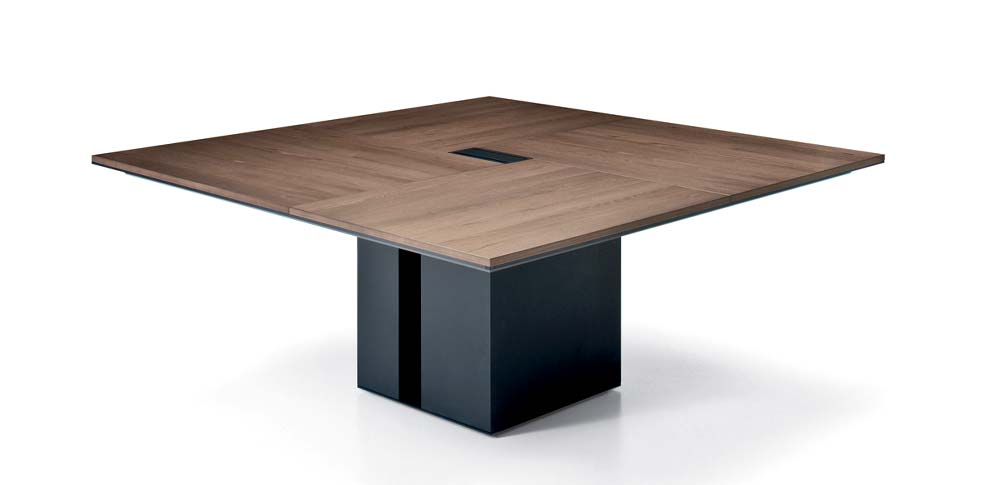 Tavoli riunioni quadrati prezzi online ufficiostile - Tavolo 4 persone ...