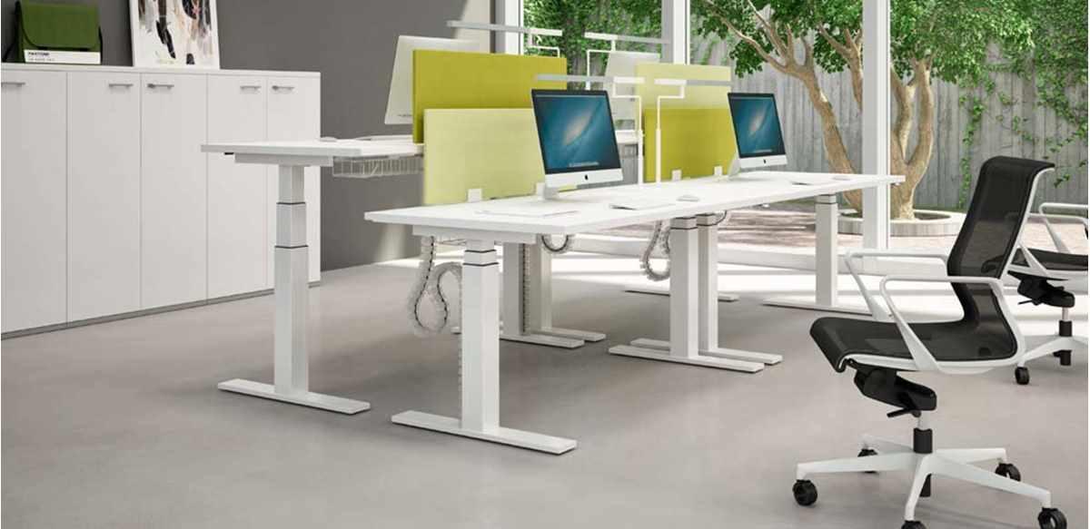 Mobili per ufficio postazioni di lavoro con scrivanie for Mobili ufficio outlet