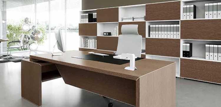 Mobili ufficio direzionali pronta consegna collezione for Mobili studio moderno