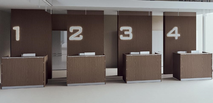 Banconi Front Office
